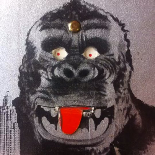 Homenaje a King King (Homage to King Kong) cover