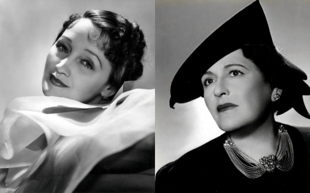 Hedda Hopper; Louella Parsons