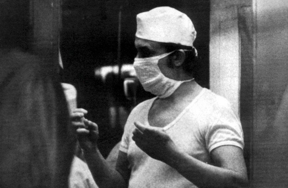 Kieślowski's Hospital (Szpital, 1977)