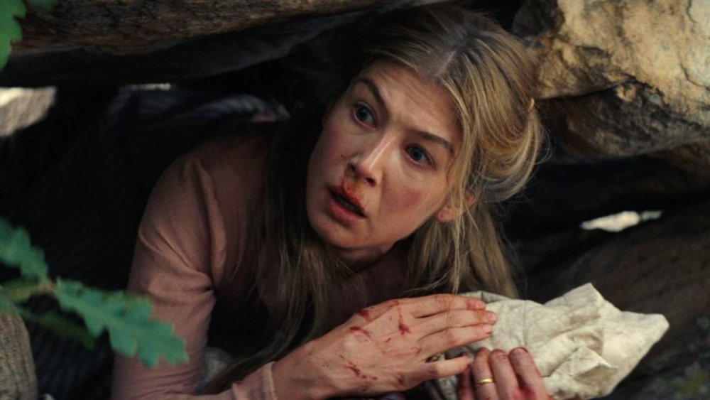 Rosamund Pike as Rosalee Quaid