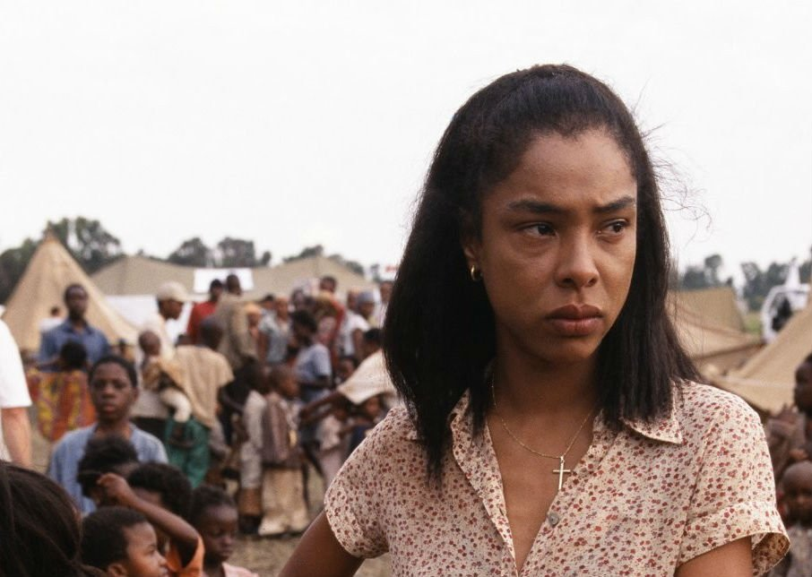 Sophie Okonedo in Hotel Rwanda (2004)