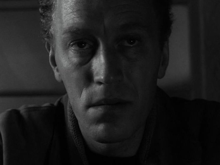 Max von Sydow in Hour of the Wolf (1968)