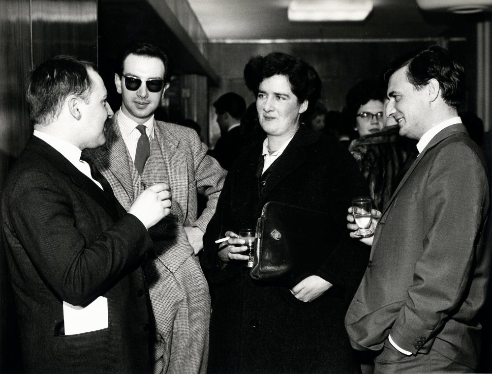 Penelope Houston, Sight & Sound's editor from 1956-1990