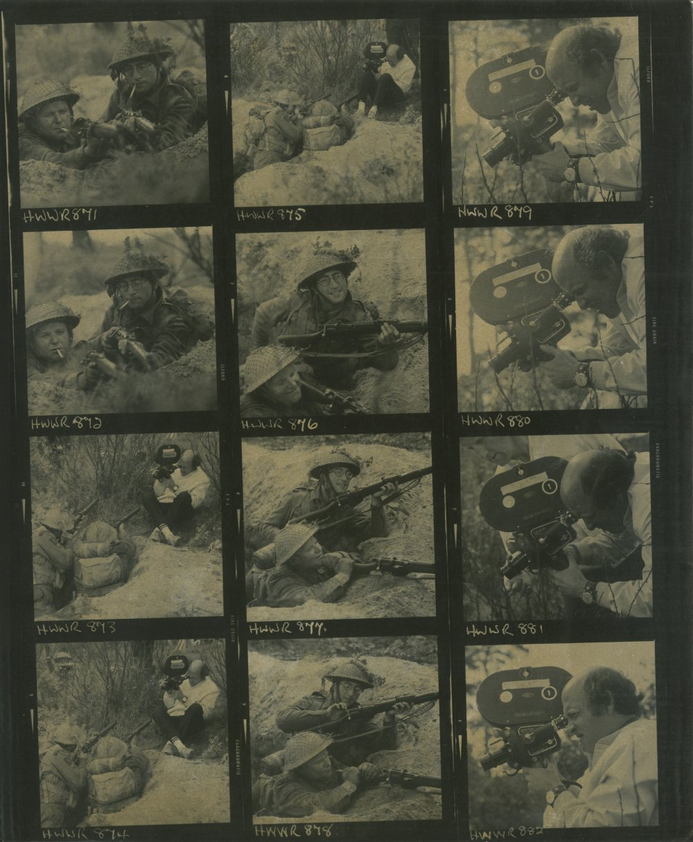 How I Won the War (1967) contact sheet