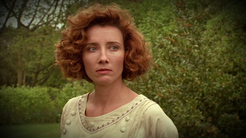 Emma Thompson as Margaret Schlegel
