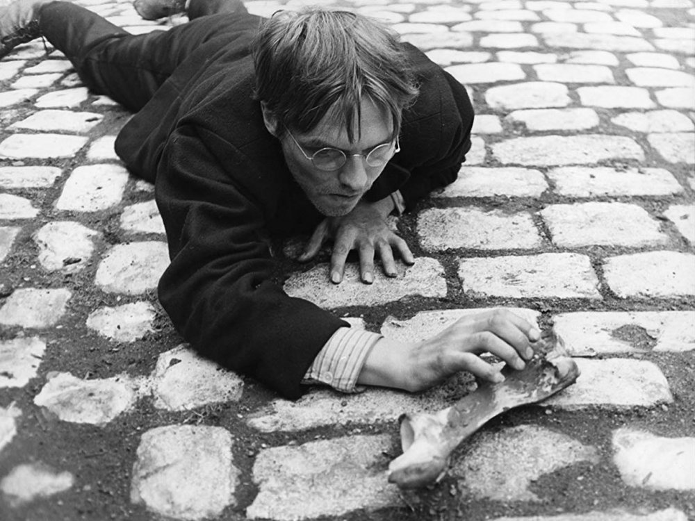 <strong>Hunger (1966)</strong>  Although it was in the running for the Palme d'Or in 1966, this Oslo-set drama from Danish director Henning Carlsen has not been widely seen in the UK, yet it's one of 10 films included on the Danish Ministry of Culture's 'culture canon'