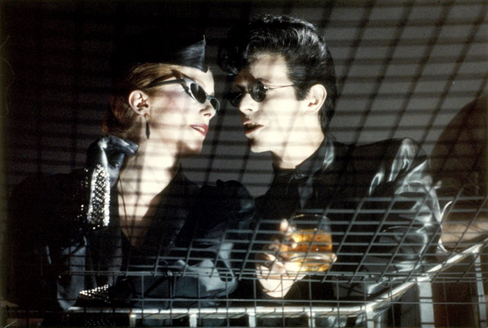 Catherine Deneuve and David Bowie in The Hunger (1983)