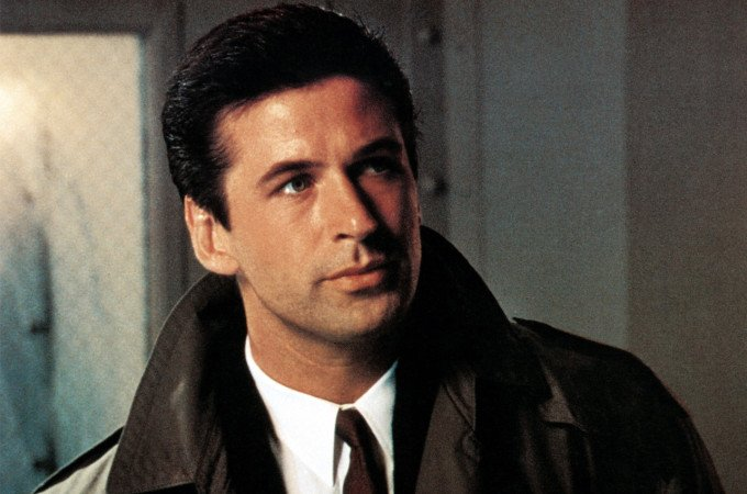 Alec Baldwin as Jack Ryan in The Hunt for Red October (1990)