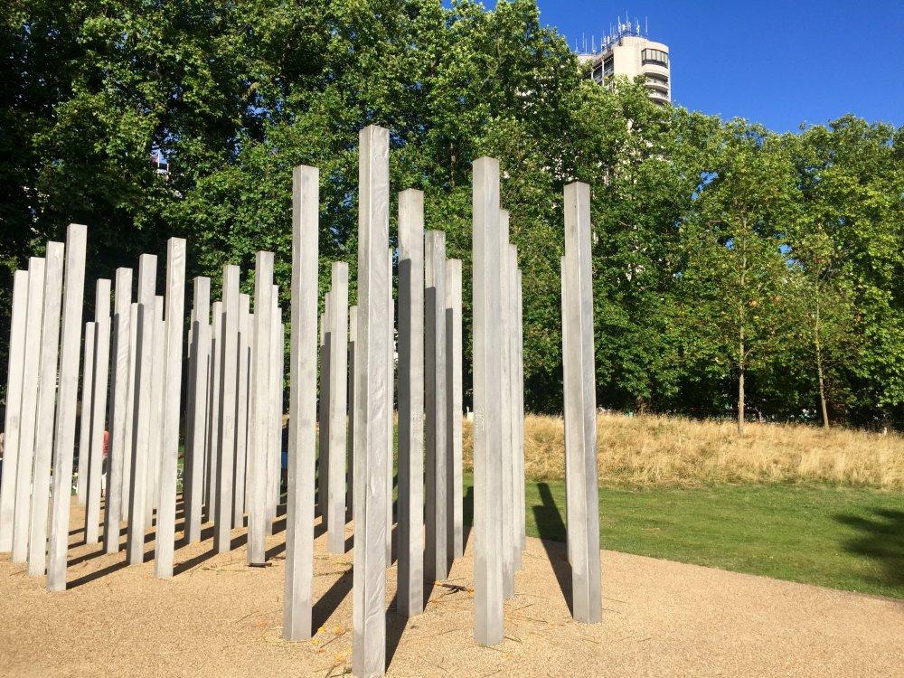 7 July Memorial, Hyde Park