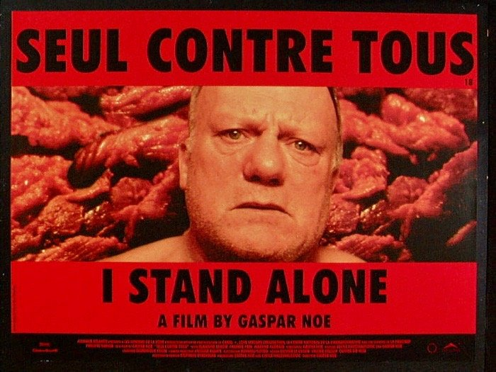 I Stand Alone (1998) poster
