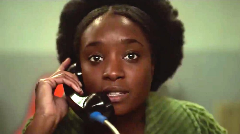 KiKi Layne in If Beale Street Could Talk