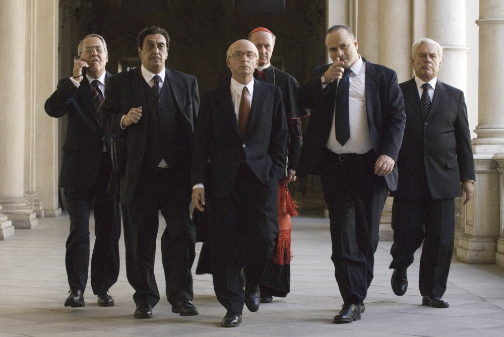 10 great films set in rome bfi - Sorrentino il divo ...