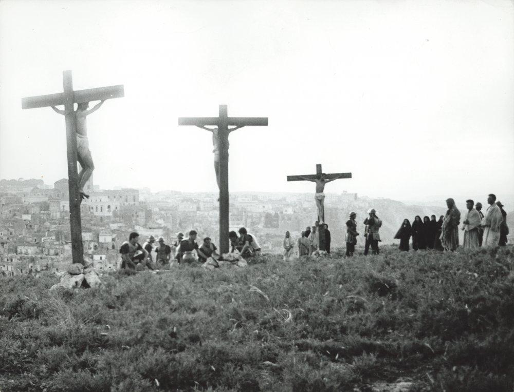 The Gospel According to Matthew (1964)