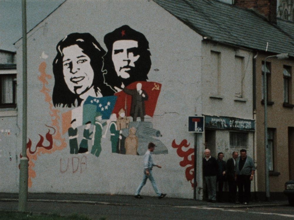 Donal Foreman's documentary The Image You Missed uses footage of the Provisional IRA shot by his father Arthur MacCaig
