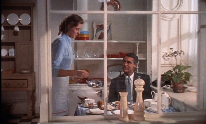 Ingrid Bergman and Cary Grant in Indiscreet (1958)