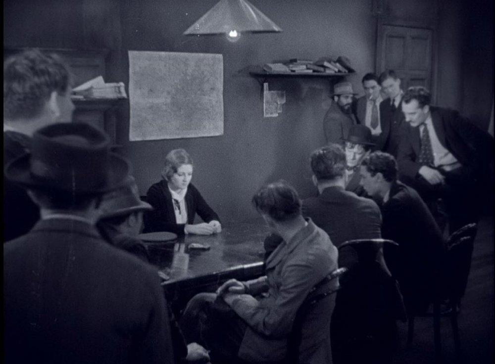 The Informer (1929) after restoration