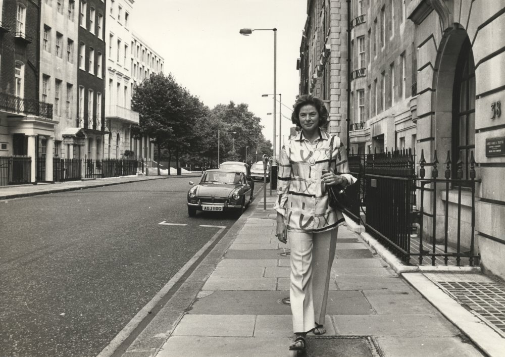 Ingrid bergman a life in pictures bfi for Ingrid house