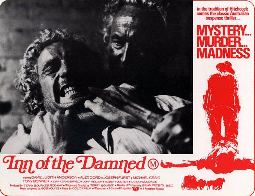 Inn of the Damned (1975) poster