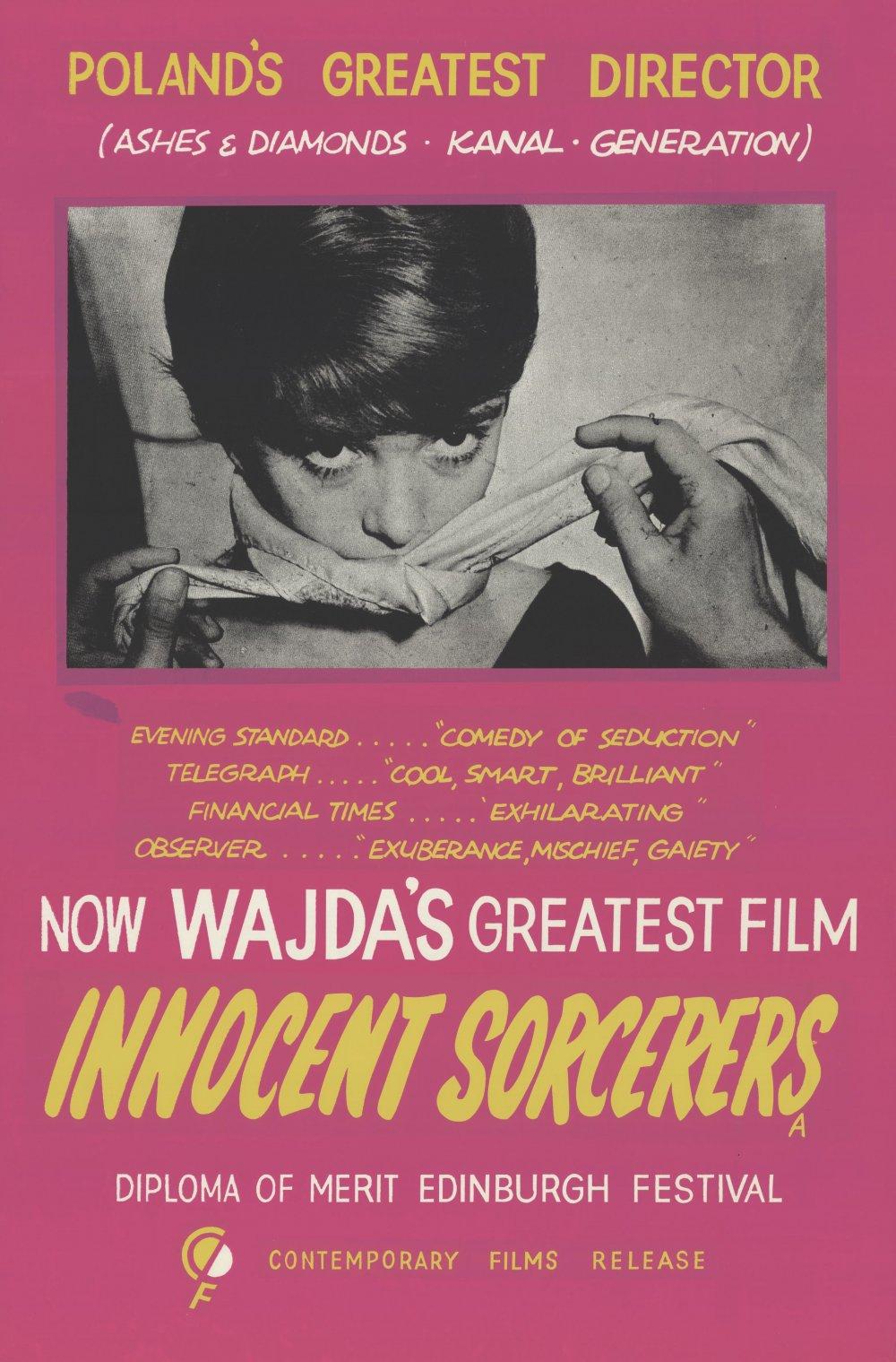 Innocent Sorcerers (1960): British poster, 1960