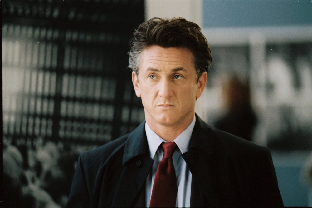 Sean Penn in The Interpreter (2005)