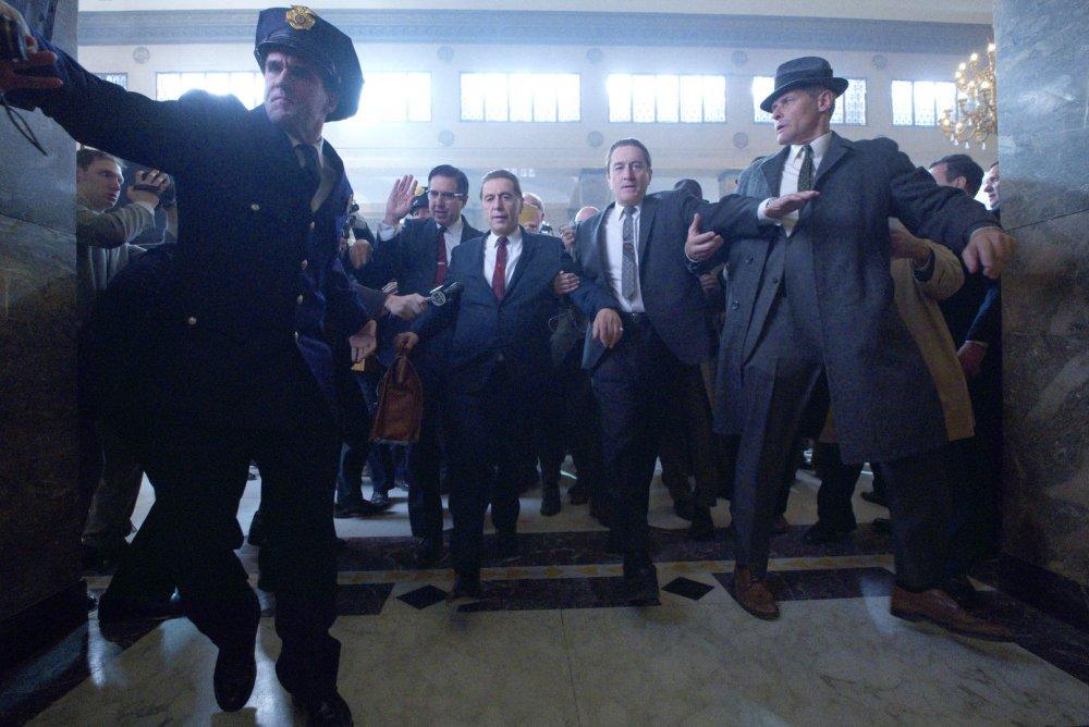Robert De Niro returns in Martin Scorsese's The Irishman