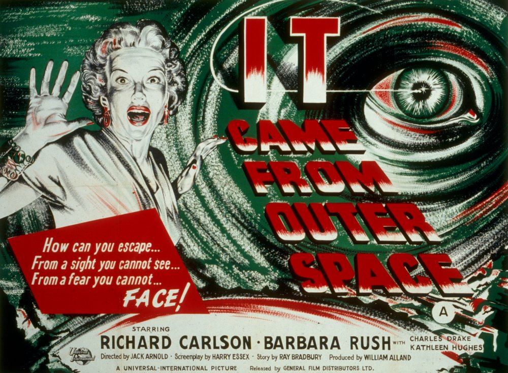 10 Great American Sci Fi Films Of The 1950s Bfi