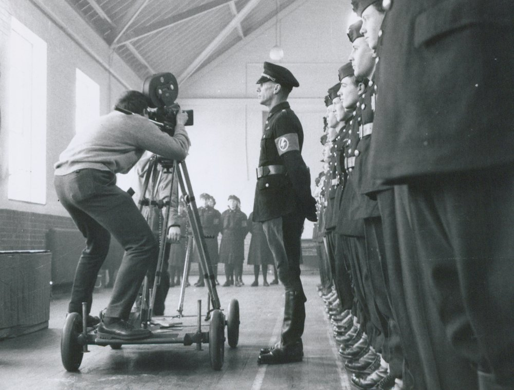 It Happened Here (1964) production shot