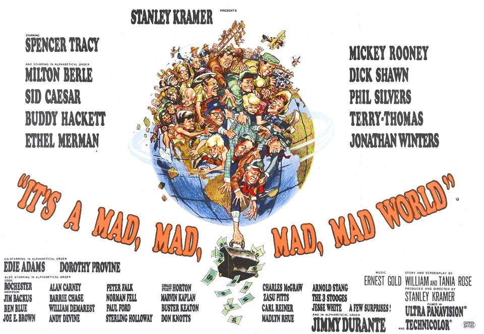 The United States of the Solar System: A.D. 2133 (Book Two) - Page 18 Its-a-mad-mad-mad-mad-world-1963-002-poster