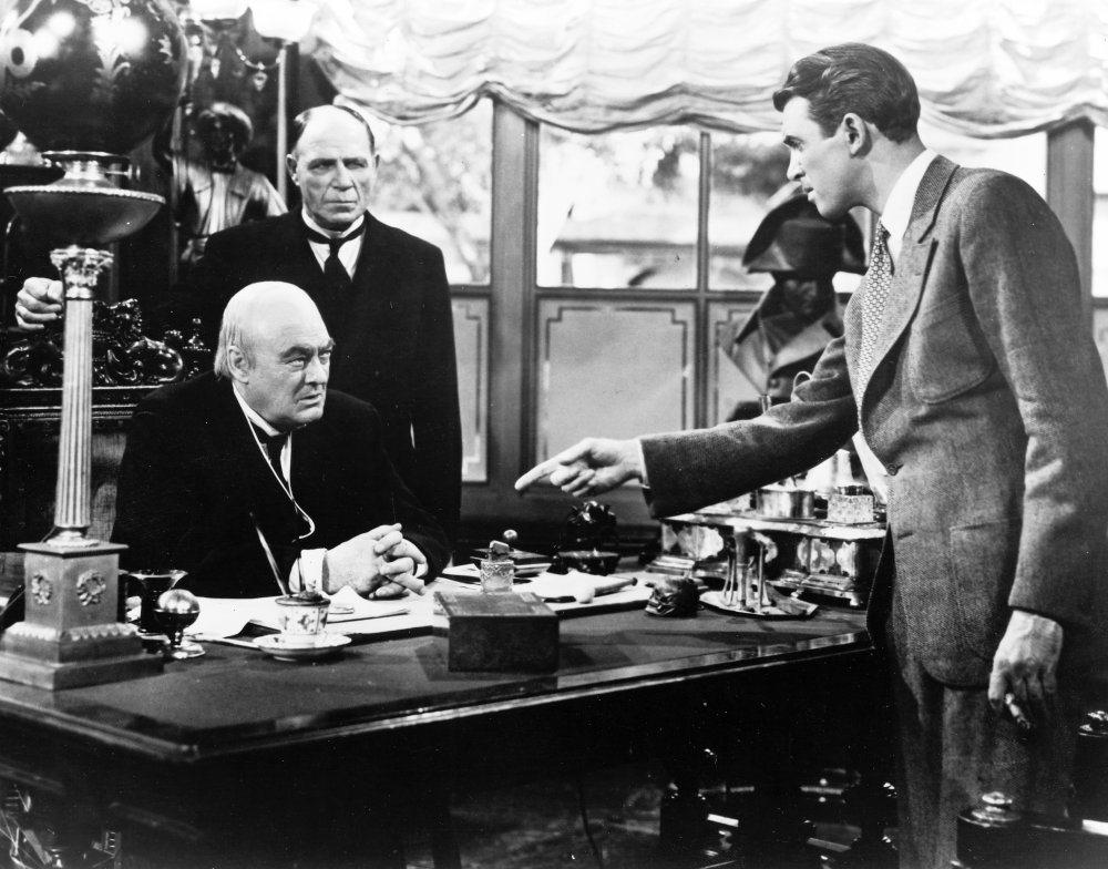How It S A Wonderful Life Warned Us About 2016 Bfi