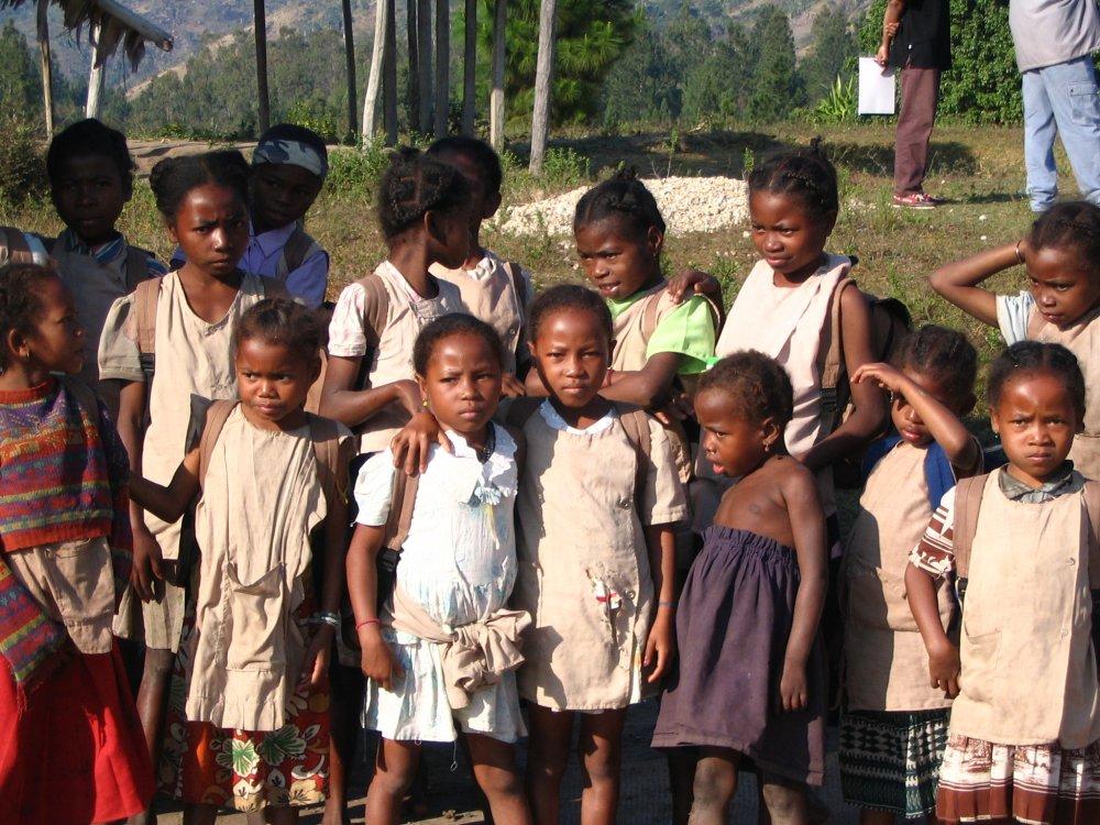 Jacaranda's Rio Tinto project in Madagascar (2006)