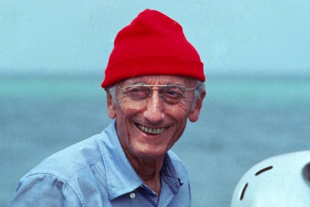 Essay/Term paper: Jacques cousteau