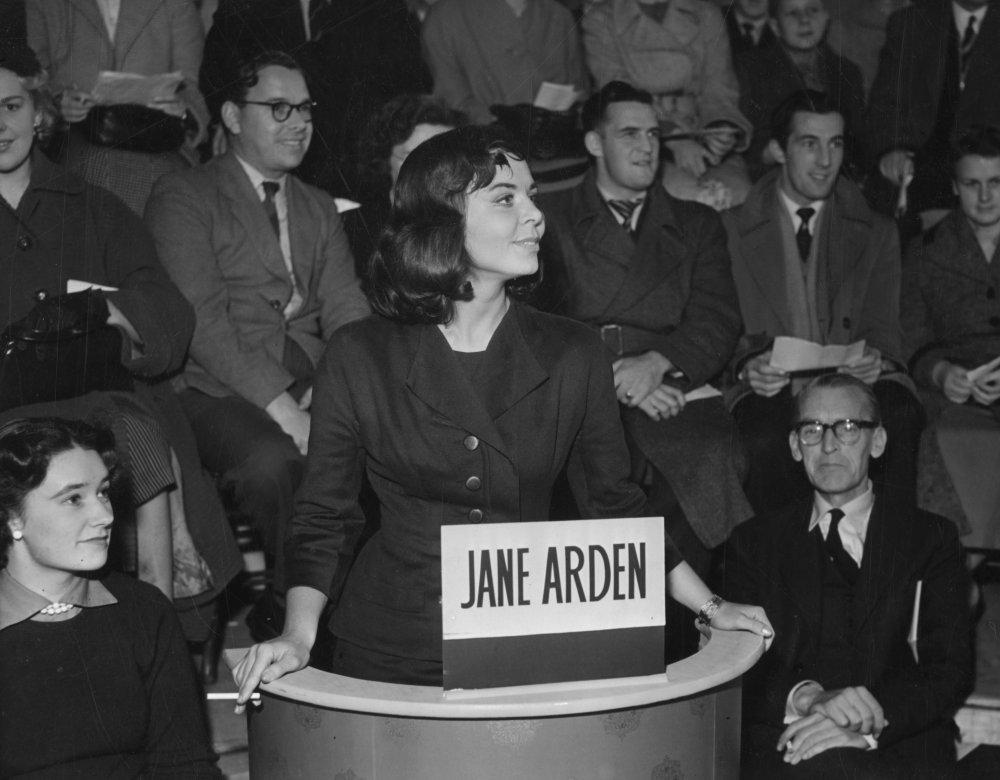 Jane Arden