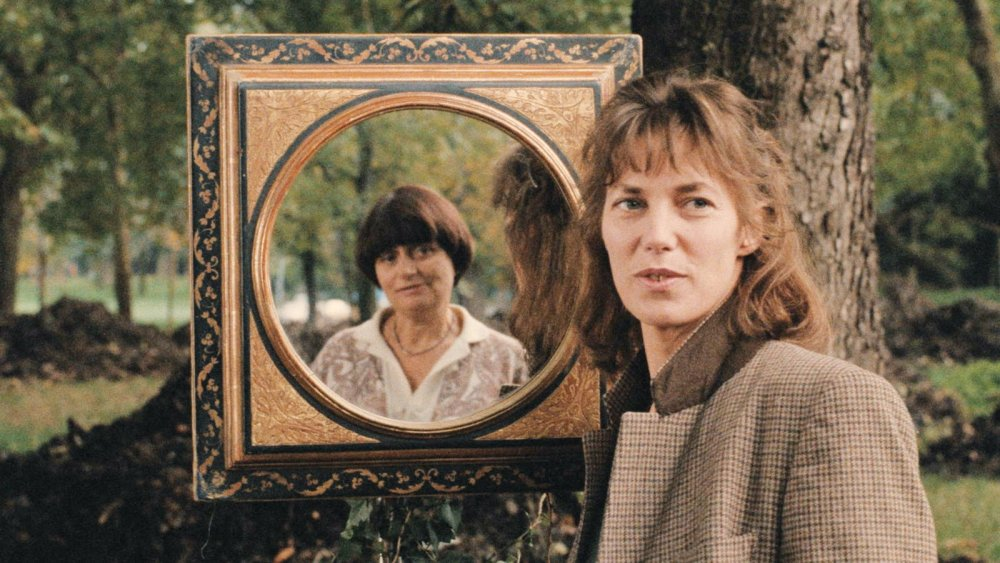 Jane Birkin and Agnès Varda in Jane B. par Agnès V.