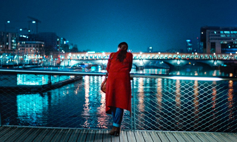 Jeune femme (Montparnasse Bienvenue, 2017)