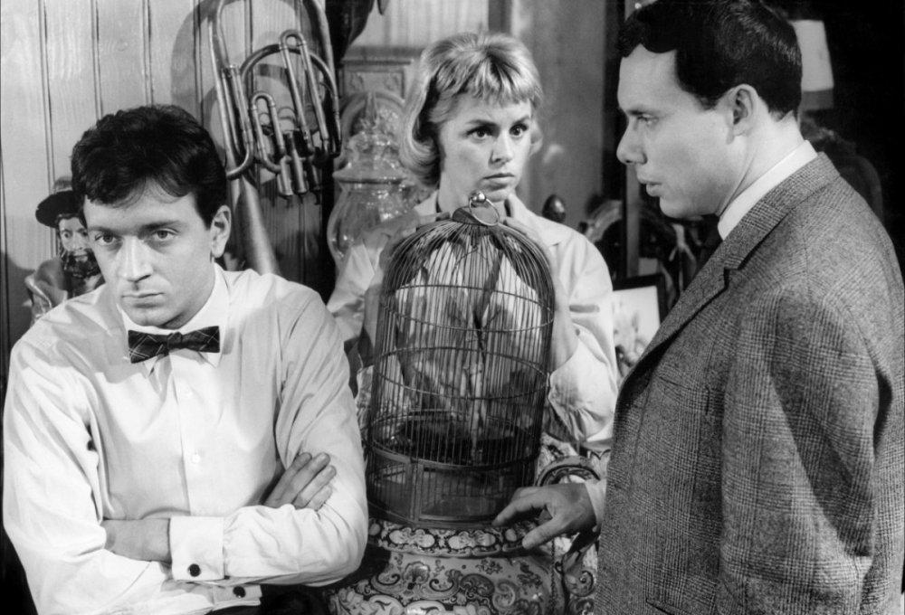 Les Jeux de l'amour (1960)