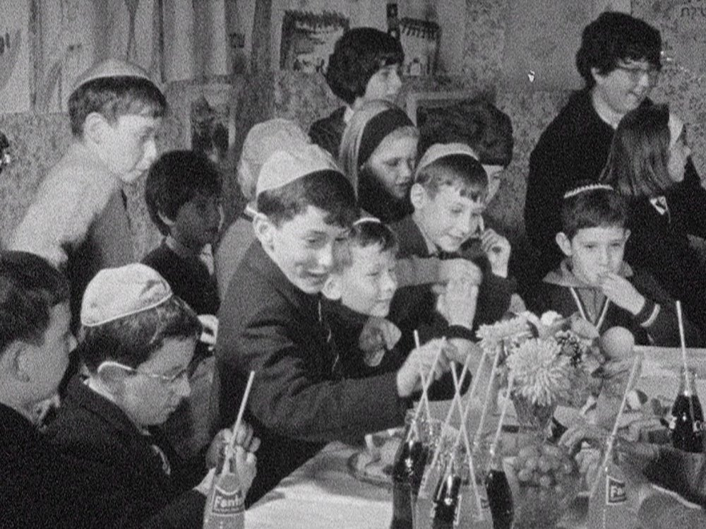 The Jewish Community in Ulster (1966)
