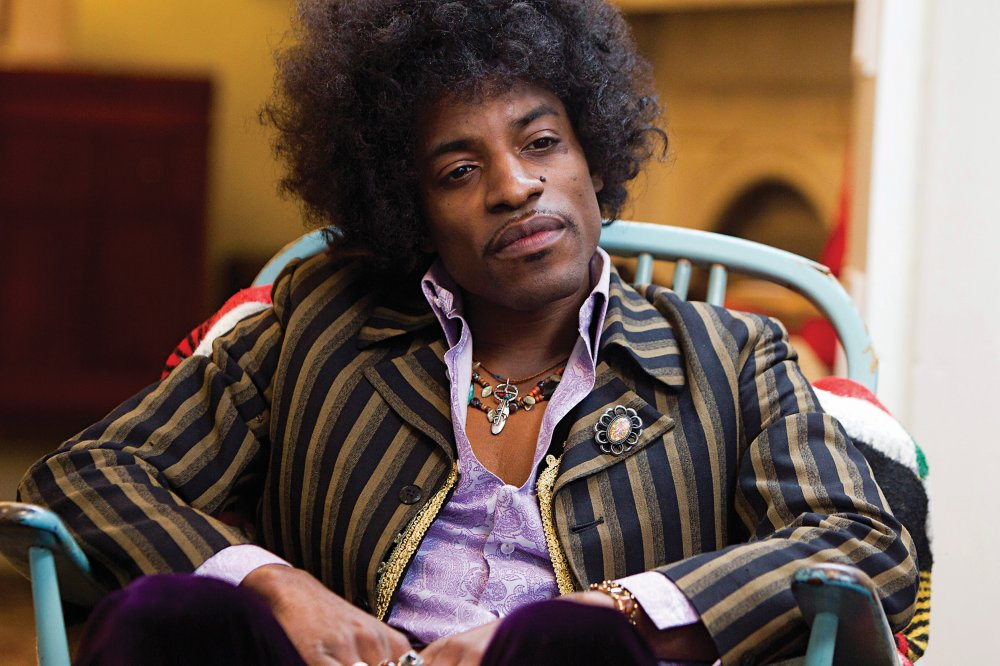 André Benjamin in Jimi: All by My Side (2013)