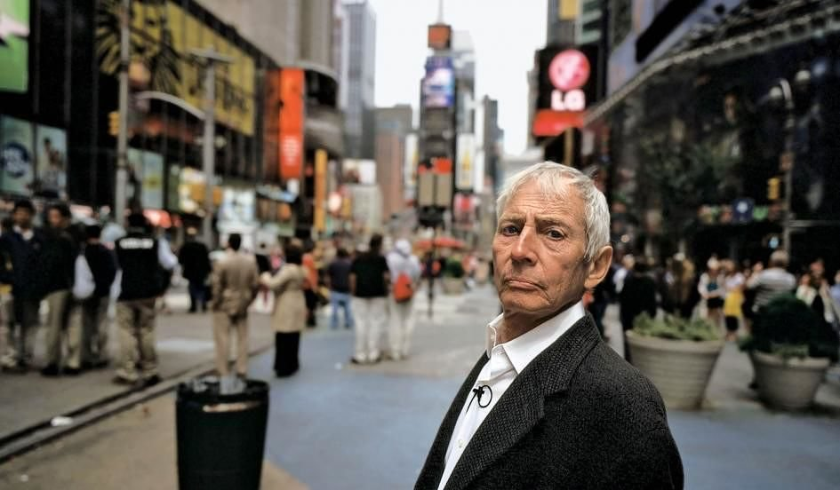 Robert Durst, subject of The Jinx: The Life and Deaths of Robert Durst