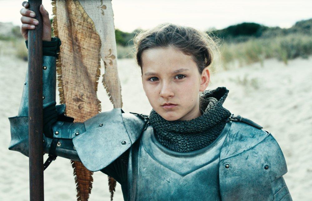 Lise Leplat Prudhomme as Jeanne in Joan of Arc