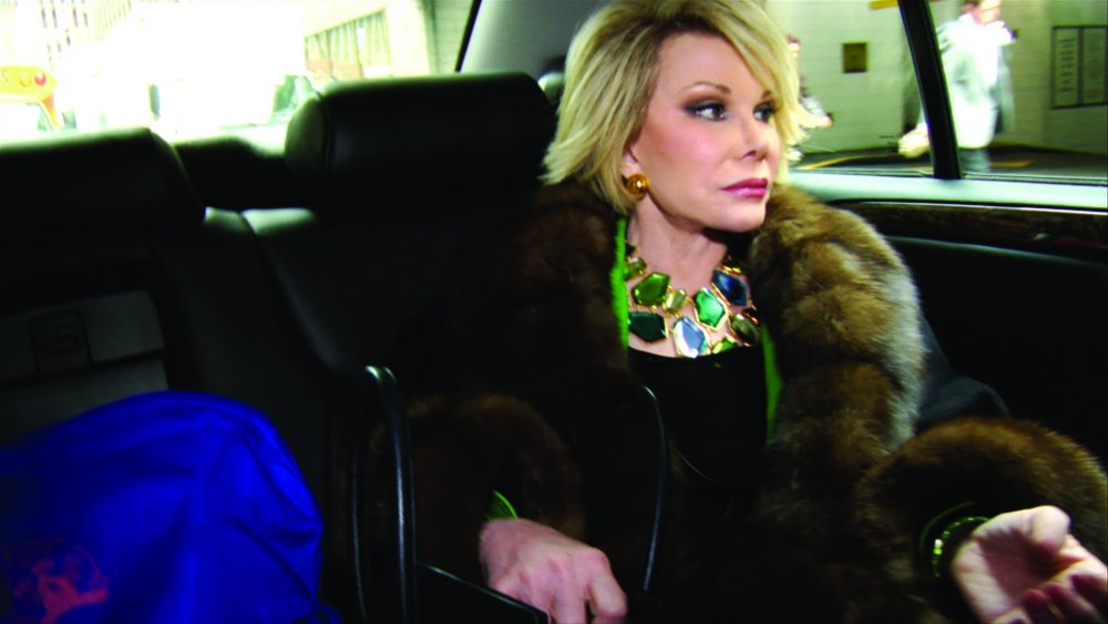 Uncharacteristic glamour: Joan Rivers: A Piece of Work (2010)