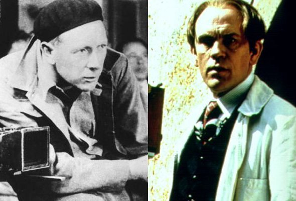 F.W. Murnau, as played by John Malkovich in Shadow of the Vampire (2000)