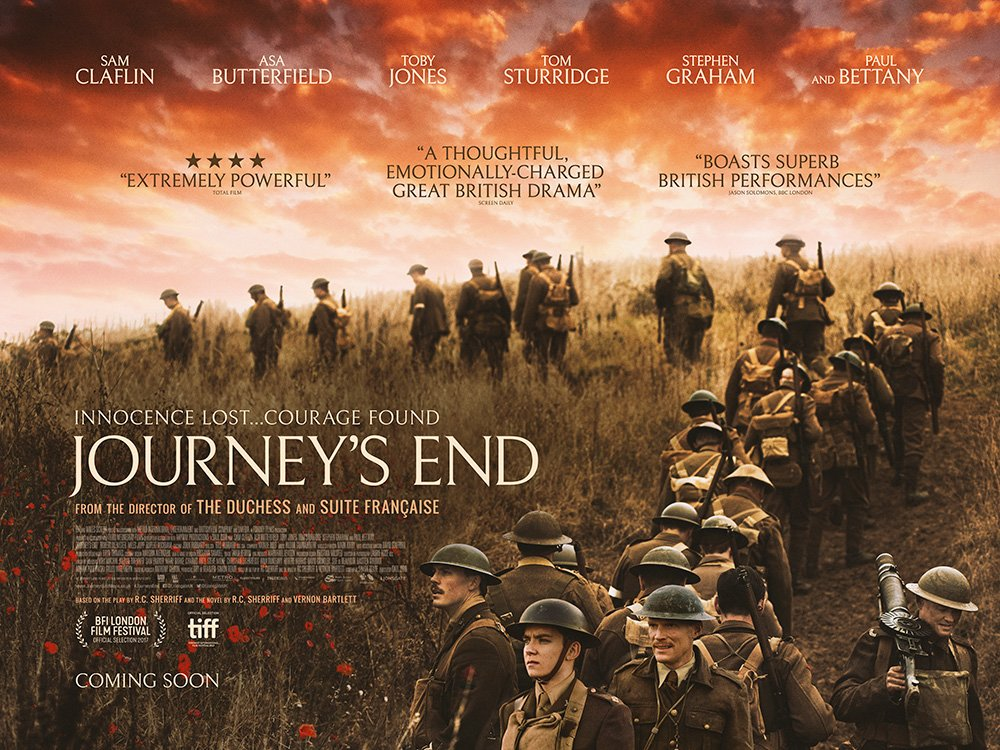 journeys end raleigh and stanhope relationship with god