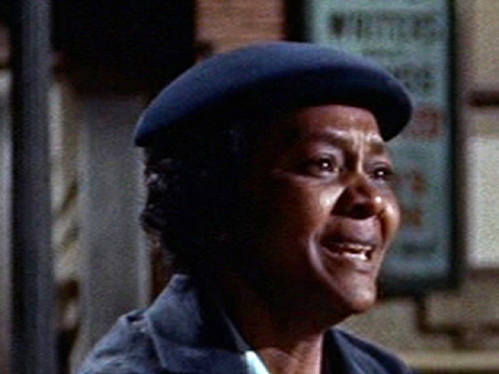 Juanita Moore in Imitation of Life