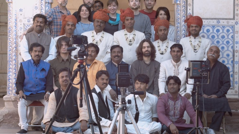 'A very unusual coming together': the cast of Junun