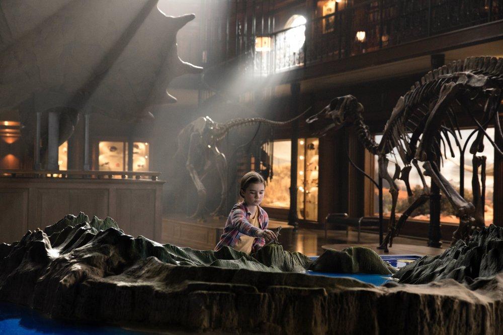 Isabella Sermon as Maisie Lockwood in Jurassic World: Fallen Kingdom