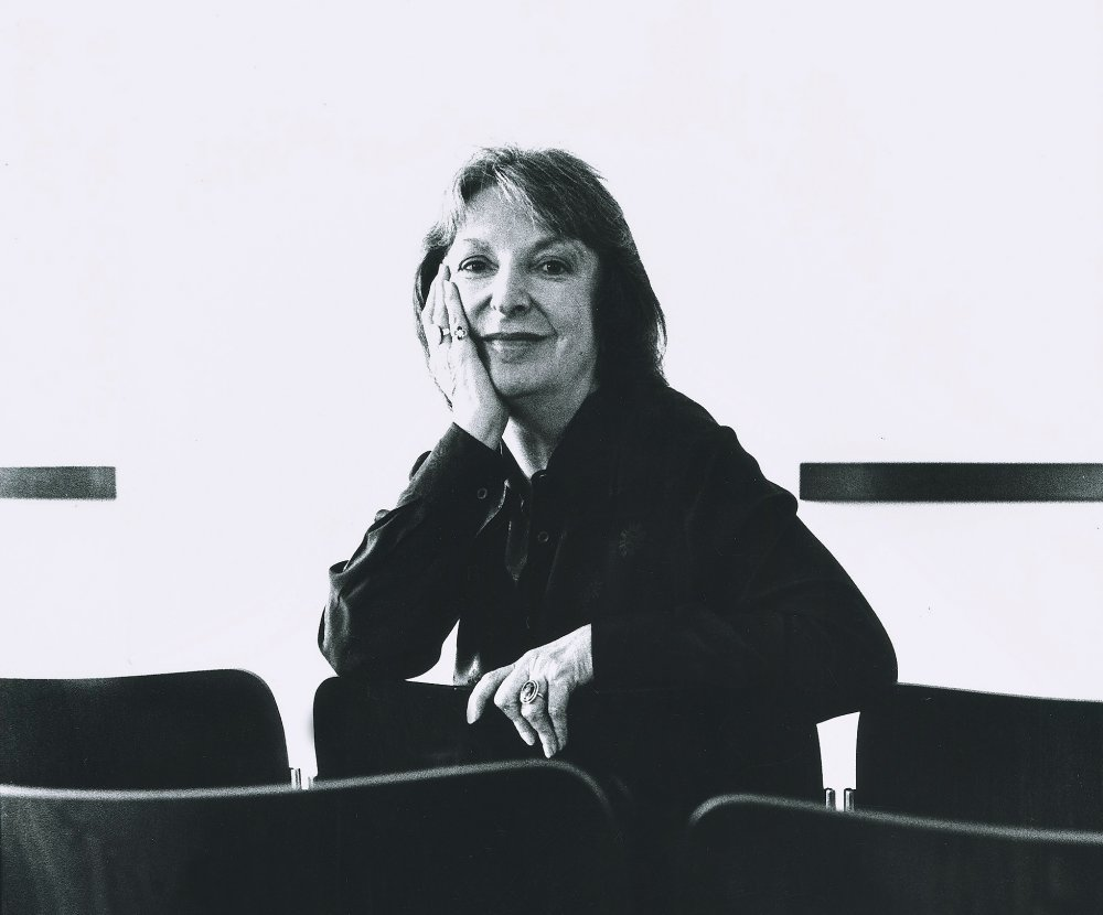 Pauline Kael, film critic for the New Yorker 1968-91
