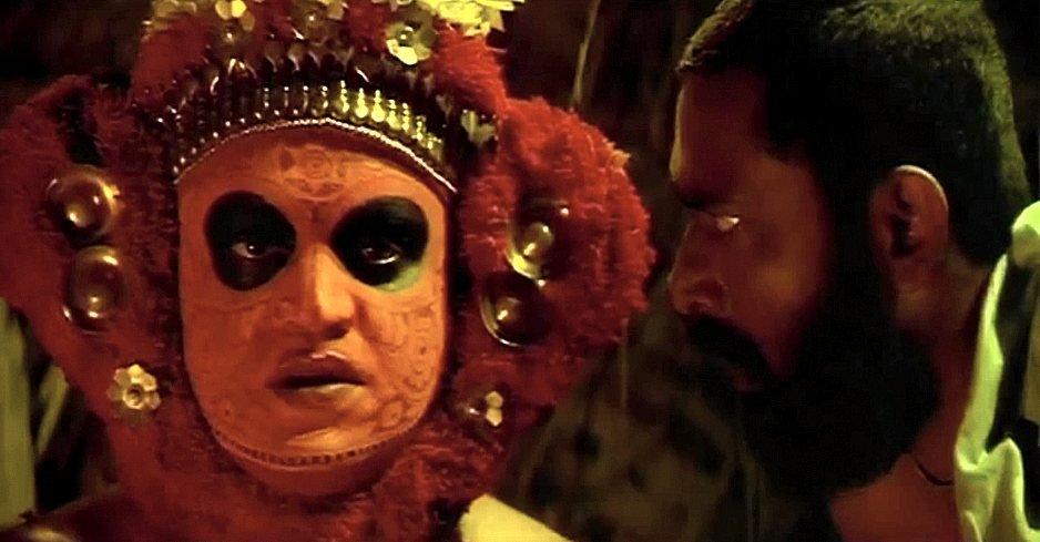 Kaliyattam (1997), a Keralan Othello featuring Theyyam dancers