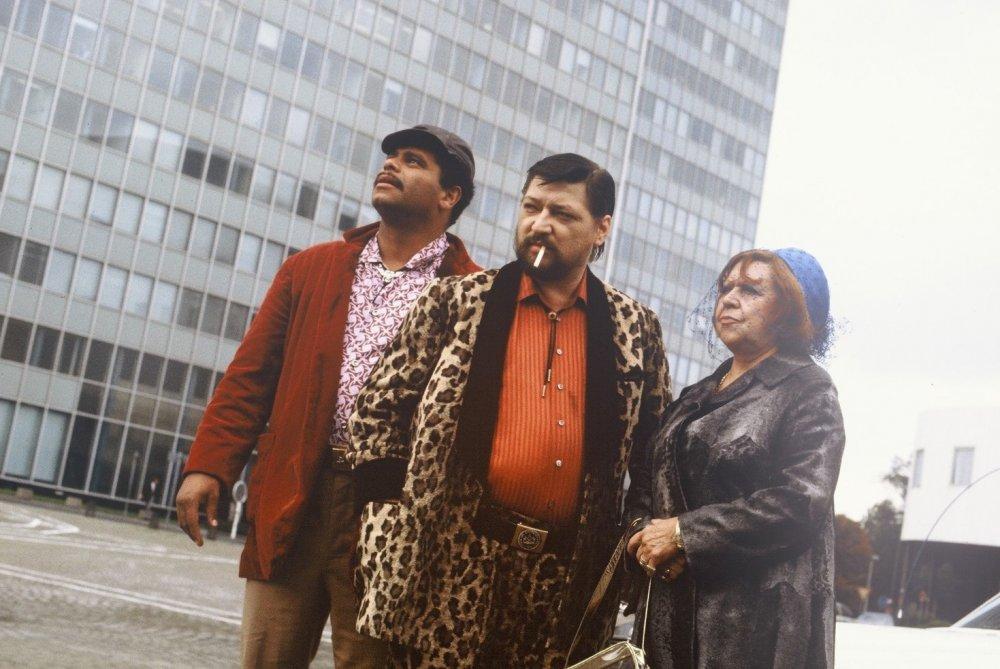 Rainer Werner Fassbinder in Kamikaze 1989 (1982)