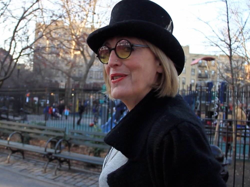 Kate Bornstein is a Queer & Pleasant Danger (2014)