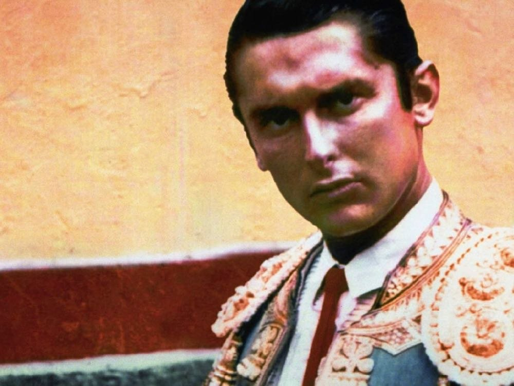 Robert Evans in an early role in The Sun Also Rises (1957)